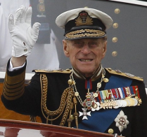 Philip. Lord High Admiral