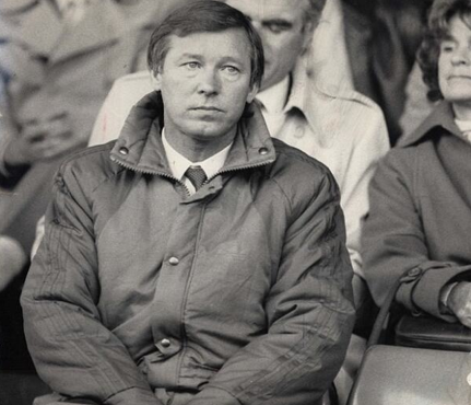 Alex Ferguson Oxford United