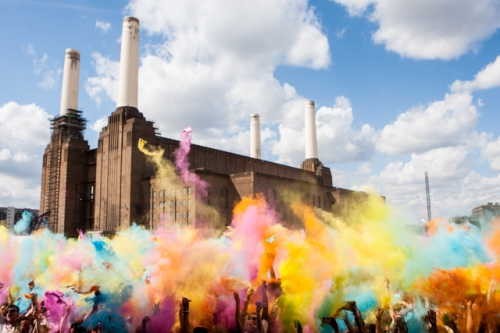 Battersea Holi