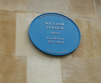 Turner Plaque