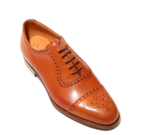 A Duckers Oxford Semi-Brogue